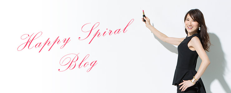 HAPPY SPIRAL BLOG