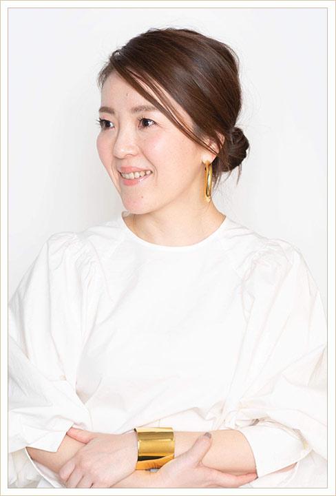 HAPPY SPIRAL イメージコンサルタント 木戸 智萌美